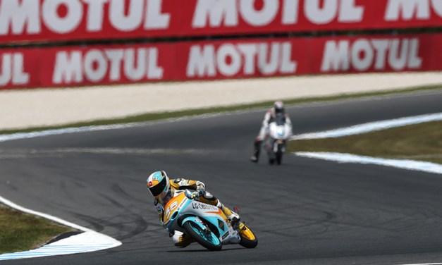 Final amargo para los pilotos del RBA Racing en el Gran Premio de Australia