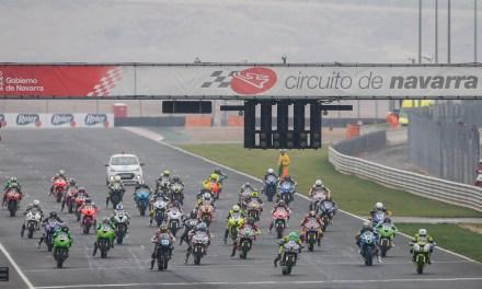 Navarra cerrará el nacional de Velocidad
