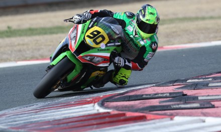 Top Ten final para el Team Speed Racing