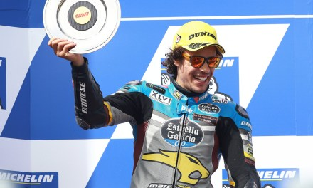 "Morbidelli termina segundo en una carrera de ""foto-finish"" en Phillip Island"
