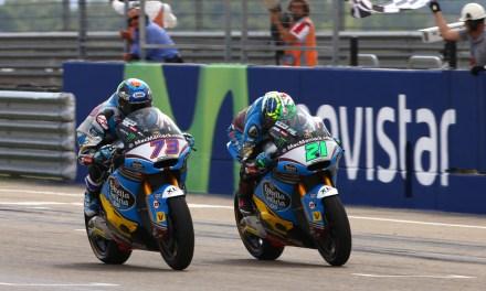Morbidelli y Márquez llegan a Motegi en racha
