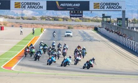 Exitosa IV edición de MotoStudent en MotorLand Aragón