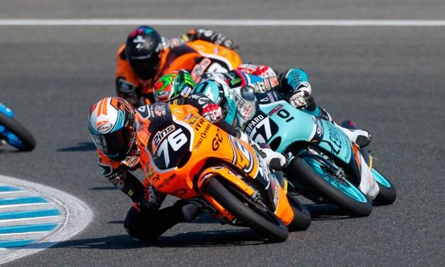 Vicente Pérez logra dos Top10 en Jerez