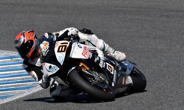 Althea BMW concluye pruebas oficiales en Jerez