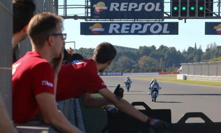 Alonso López concluye la temporada 2016 del FIM CEV Repsol en el quinto puesto