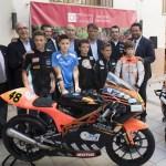Presentación en CASTELLÓN del Gran Premio Motul de la Comunitat Valenciana