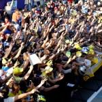 El pit walk señala el comienzo del GP Motul de la Comunitat Valenciana