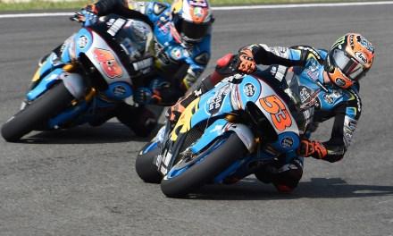 Miller y Rabat esperan terminar el año a lo grande en Valencia
