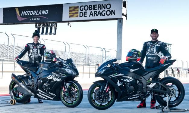 Los principales equipos del mundial de Superbikes ponen a punto sus máquinas en MotorLand de cara a la temporada 2017