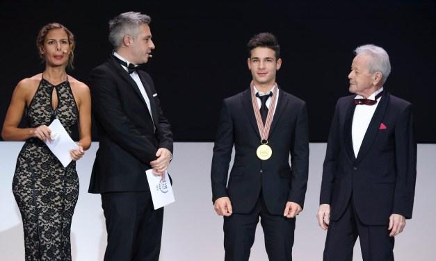 Gala FIM: Dalla Porta, premiado en Berlín