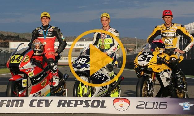 Lorenzo Dalla Porta se corona en el Mundial Junior del FIM CEV Repsol