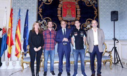 Presentación en ALICANTE del Gran Premio Motul de la Comunitat Valenciana
