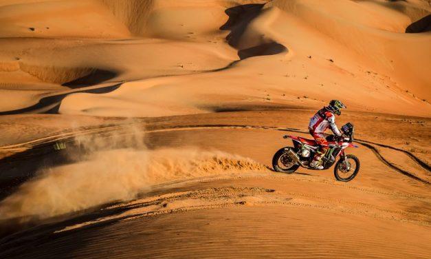 Importante test para el Monster Energy Honda Team en Catar