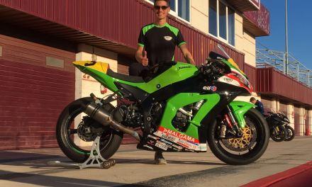Team Speed Racing y el piloto Fabrizio Perotti juntos de nuevo