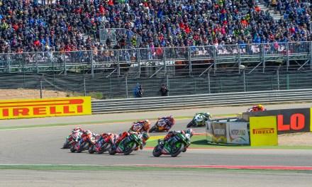 Pasión por las Superbikes en MotorLand con victorias para Rea y Davies