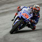 Segunda y tercera fila para el Movistar Yamaha MotoGP