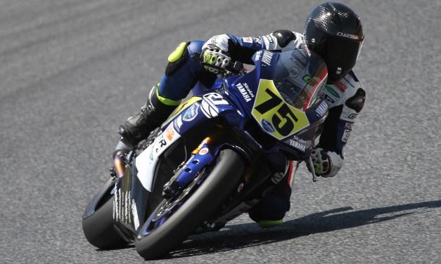 Niko Mäkinen se anota la victoria de la Challenge Yamaha R1 Barcelona