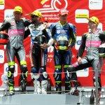Doble podio para el Graphbikes easyRace SBK Team en Barcelona