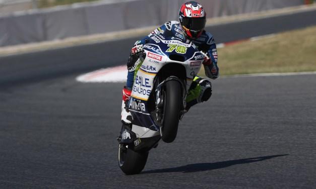 Los pilotos de Reale Avintia Racing completan un test positivo en Barcelona