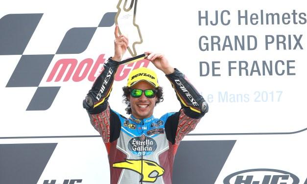 Morbidelli logra su cuarta victoria de la temporada en Le Mans