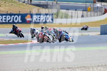 Grupo Moto3, Circuit Catalunya, FIM CEV Repsol