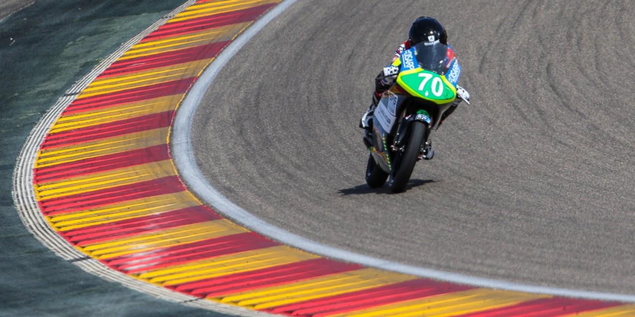 Séptima posición para el Fau55 Racing en Motorland