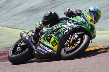 Iván Silva, Kawasaki Palmeto PL Racing