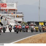 Ritmo frenético y emoción en las carreras del FCM CMV, CIV y Catalán de Velocidad