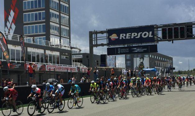 450 ciclistas comienzan las 24h Cyclo Circuit