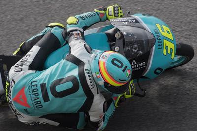 Mir gana en Sachsenring en Moto3