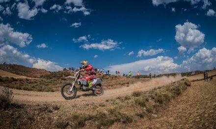 El HIMOINSA Team finaliza una exigente Baja Aragón