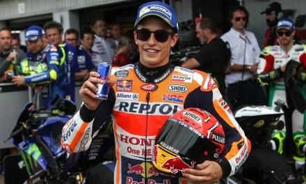 Marc Márquez suma su cuarta 'pole' consecutiva del año