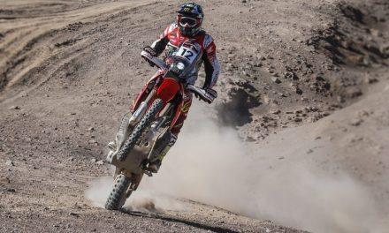 Kevin Benavides gana la cuarta especial y se coloca líder del Atacama Rally