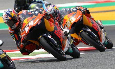 Vuelve el Mundial, vuelve el Red Bull KTM Ajo