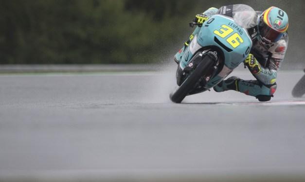 Mir gana su sexta carrera de la temporada en Brno