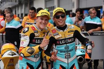 Gabriel Rodrigo,Juanfran Guevara, RBA BOÉ Racing