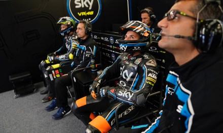 Migno y Bulega en 2ª y 3ª fila en Silverstone