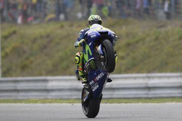 Valentino Rossi, Movistar Yamaha MotoGP, Circuito de Brno