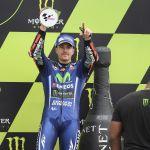 Viñales y Rossi (Movistar Yamaha MotoGP) tercero y cuarto en Brno