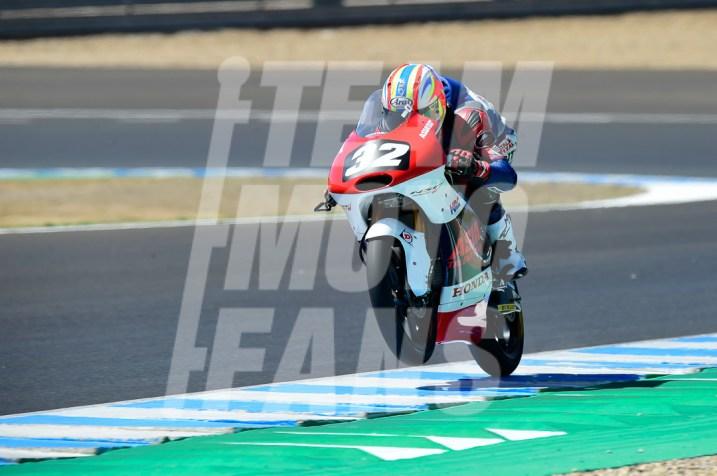 Ai Ogura, Teammotofans, Circuito de Jerez, #YD, Yiyo Dorta, FIM CEV Repsol