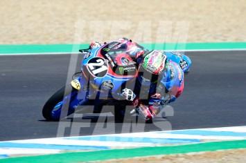 Alonso López, Teammotofans, Circuito de Jerez, #YD, Yiyo Dorta, FIM CEV Repsol