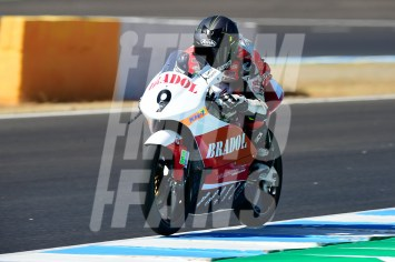 Francisco Gómez, Teammotofans, Circuito de Jerez, #YD, Yiyo Dorta, FIM CEV Repsol
