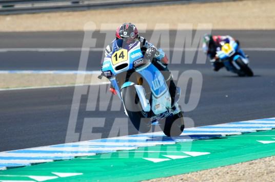 Héctor Garzó, Teammotofans, Circuito de Jerez, #YD, Yiyo Dorta, FIM CEV Repsol
