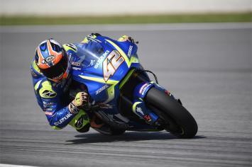 Álex Rins, Suzuki Ecstar MotoGP