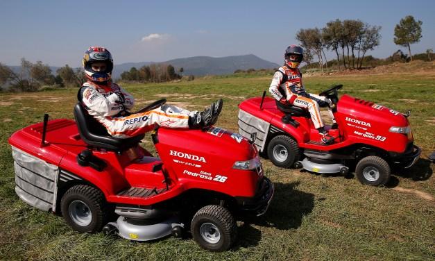 Marc Márquez y Dani Pedrosa, dos pilotos todo terreno
