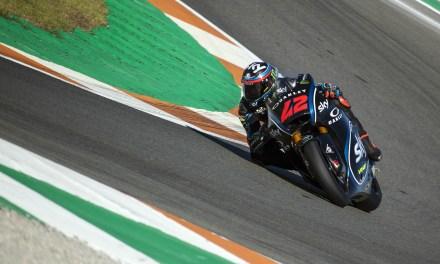 Bagnaia y Bastianini cierran las pruebas de Valencia con los mejores tiempos
