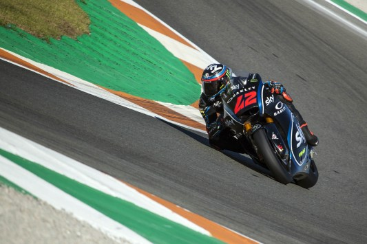 Pecco Bagnaia, Circuit Comunitat Valenciana
