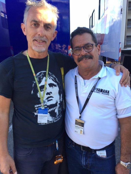 Carlos Lavado, Yiyo Dorta, #YD, teammotofans.com, Circuit Comunitat Valenciana