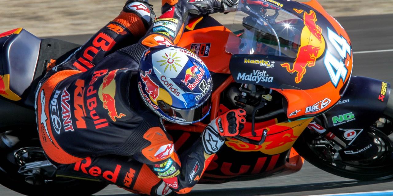 Oliveira y Canet los más rápidos en los test de Jerez