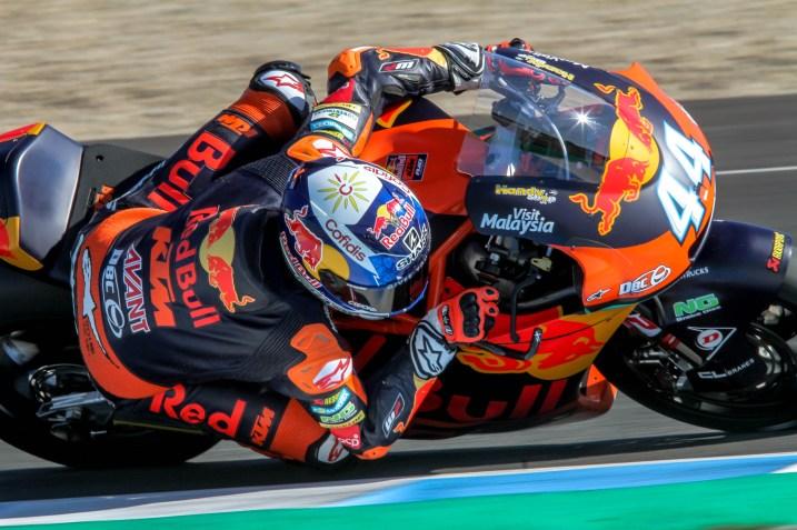 Miguel Oliveira, Circuito de Jerez, Moto2